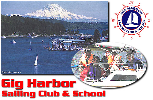 Welcome to Gig Harbor Sailing Club & School